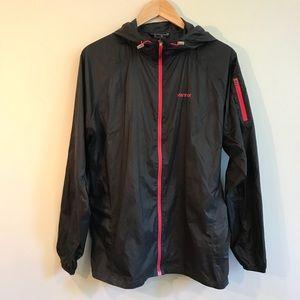Marmot Lightweight Black Hooded Jacket